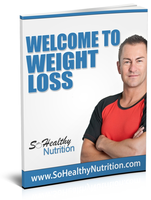 Welcome to Weight Loss Cover